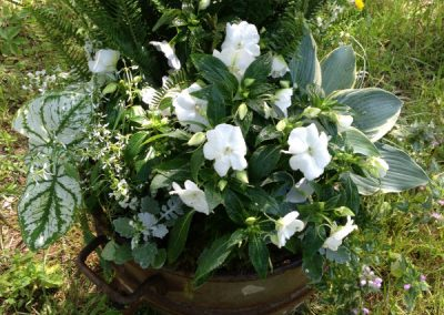 white container garden-virtual landscape services