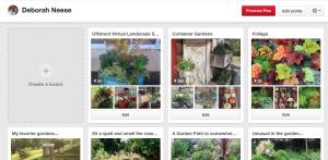virtual assistant-landscaper-Pinterest
