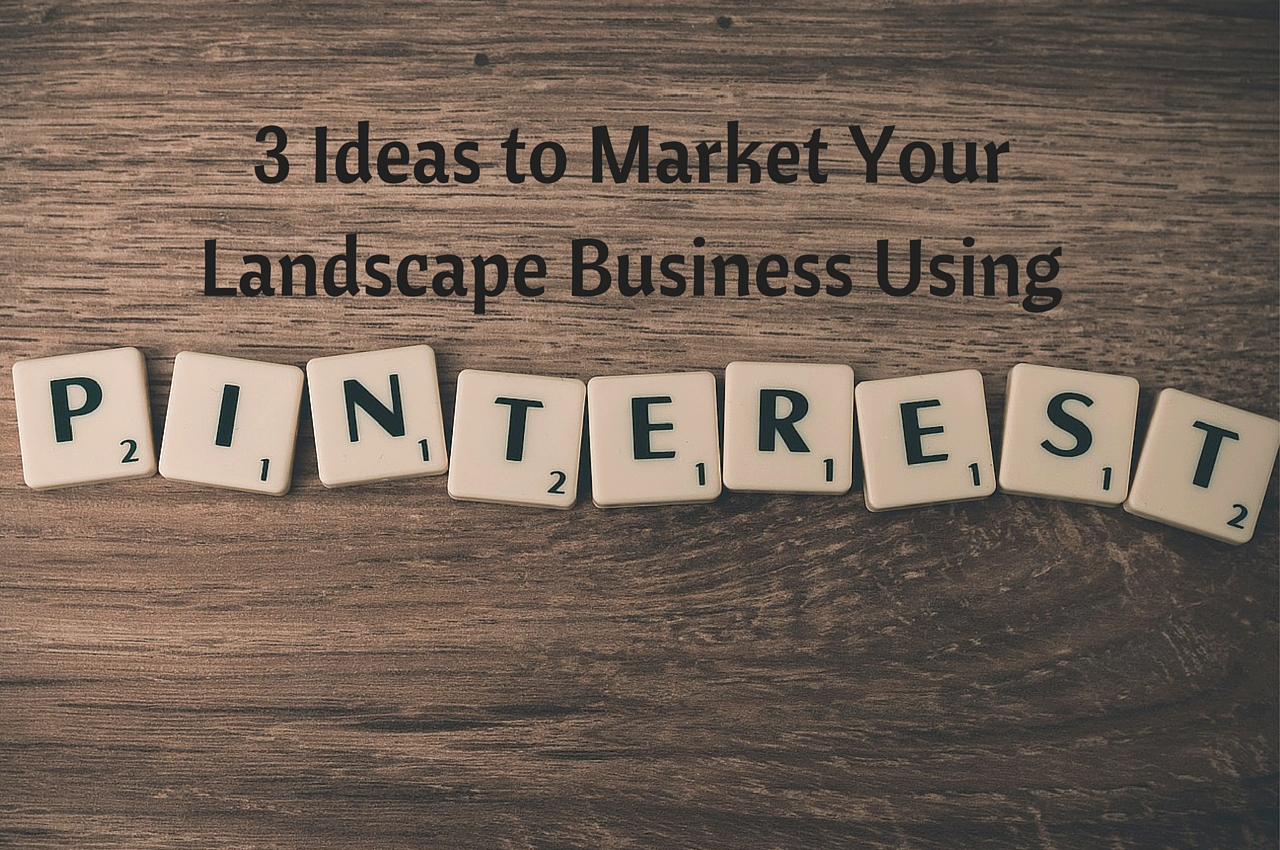 3 Ideas to Market  Using Pinterest