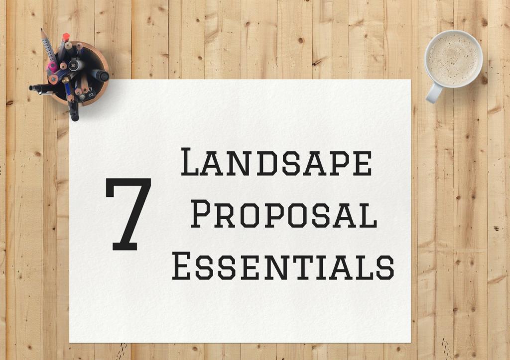 landscape proposal-virtual assistant services-virtual personal assistant
