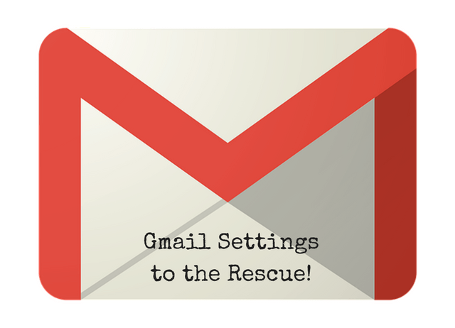 Gmail Settings to the Rescue!