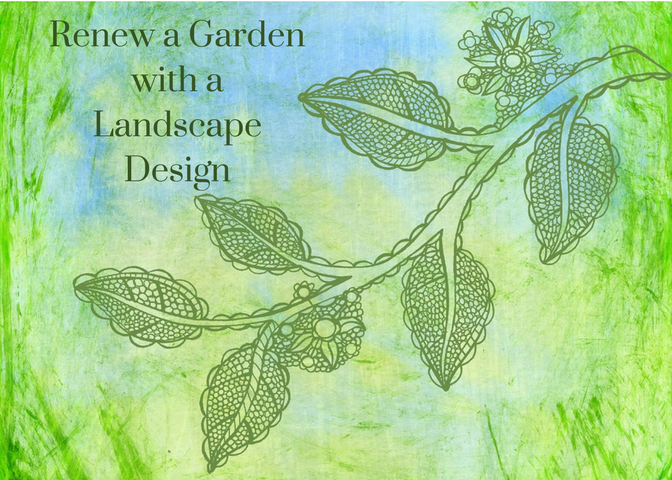 Renew a Foundation Garden with a Landscape Design