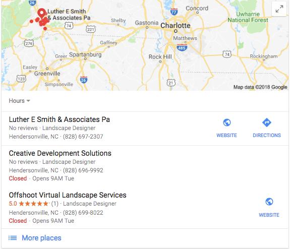 seo service-Google maps-local search